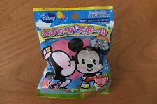 DAISO japan Bath ball bomb Osuwari Disney Mascot inside Strawberry Fregrance F/S