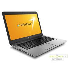 HP EliteBook 840 G1 Notebook Intel Core i5 2x 1,9GHz 8GB RAM NEUE 240GB SSD Win7