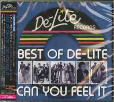 V.A.-BEST OF DELIGHT-CAN YOU FEEL IT-JAPAN CD Ltd/Ed B63
