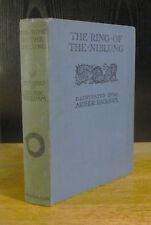 Ring of Niblung ARTHUR RACKHAM Rhinegold & Valkyrie, Siegfried, Twilight of Gods