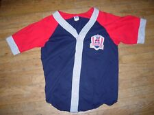 BOB FELLER Cleveland Indians CHIEF WAHOO '50s 4-Color RARE COMMEMORATIVE Jersey