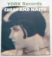 "Cheap & Nasty-hermoso desastre-Excelente Con 7"" sola China China 34"