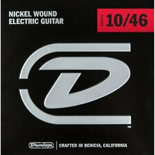 Jim Dunlop Dcv120 Nickel Electric Guitar Strings Medium