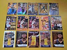 Panini NBA PAUL GEORGE Indiana Pacers Lot x15 Basketball Trading Cards RARE
