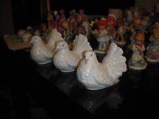 Vintage Goebel Bird White figurine W. Germany