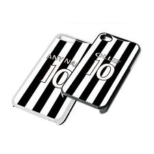 NEWCASTLE Black and White Football Kit Phone Cover for iPhone iPod Samsung 6 7