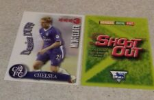 SHOOT OUT CARD 2003/04 (03/04) - Green Back - Chelsea - Damien Duff