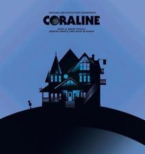 Bruno Coulais Coraline Soundtrack OST 180g Vinyl 2lp MONDO