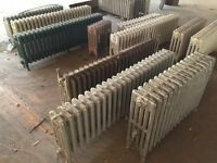 Old Vintage Cast Iron Steam Radiators, $175 each, OBO