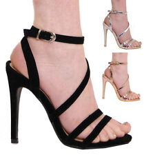 Unbranded Synthetic Slim Very High (greater than 4.5\) Women's Heels""