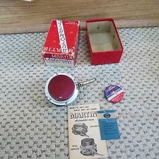New listing Martin Automatic fly fishing reel #3 (lot#7400)