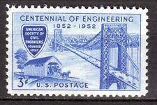 USA - 1952 Centennial of engineering - Mi. 631 MNH