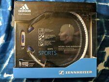 Adidas Sennheiser PMX 685i Black/Blue Sports