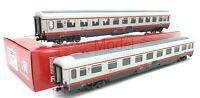 RIVAROSSI HR4285 - FS set carrozze tipo UIC-Z Frecciabianca di 2^ classe derivat