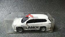 Mitsubishi OUTLANDER Model Car White