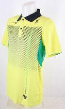 DROP Shot 0 Padel Camiseta Amarillo / Verde/Negro S L 71CM B 49 CM