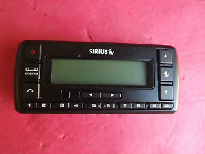 SIRIUS STRATUS 5 SV5  SATELLITE RADIO replace RECEIVER Only