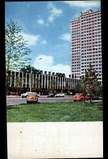 MOSCOU (RUSSIE) BIBLIOTHEQUE , KALININ Avenue en 1969
