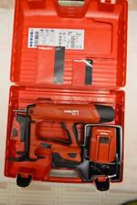 HILTI BX 3-ME BATTERY ACTUATED FASTENING TOOL - BRAND NEW