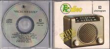 PC DISC PHONOGRAM - SPECIAL FOR RADIO PROMO CD Cranberries G.Grignani Portishead