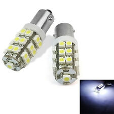 1 pair  BA9S T4W 1895 White 25 LED 3528 SMD Car Corner Tail Light Bulb Lamp 12V