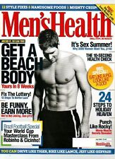 MENS HEALTH MAGAZINE - July 2006