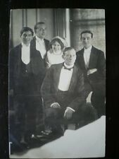 POSTCARD - RP FIVE ACTORS POSED FROM SHOW