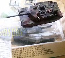 Takara world tank museum 6 wtm #99 M1A2 Abrams NATO Scheme