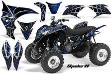 HONDA TRX 700 GRAPHICS KIT CREATORX DECALS STICKERS SPIDERX BLUE