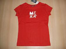 Mädchen T-Shirt von MEXX* Gr. 122/128 * orange * NEU!
