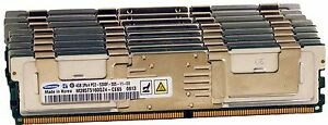 32GB (8 x 4GB) FBD Kit For Dell PowerEdge 2900, 2950, 1900, 1950, 1955, R900