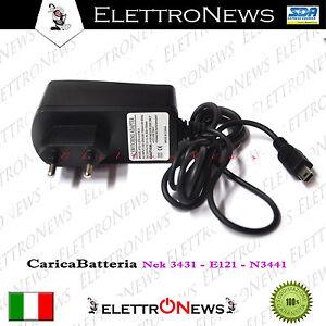 Caricabatteria Nec 3431 E121 N3441  5V 700 mAh