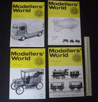 1975/76 Vintage MikanSue Modellers' World Collectors Magazine Complete Vol 5