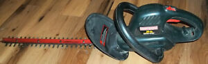 """Craftsman Electric 20"""" Hedge Trimmer 900.799740 Comfortl Action 2.8A 3100CSPM"""