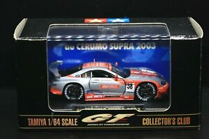 Tamiya 1/64 Collector's Club Toyota Supra JZA80 Cerumo JGTC 2003 No.38