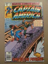 Captain America #246 Marvel Comics 1968 Series 9.2 Near Mint-