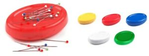 Magnetnadelkissen - verschiedene Farben - magnetisch Nadeln Nadelkissen