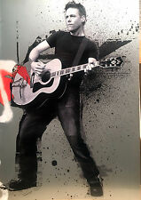 BRYAN ADAMS - Official Tour Programme LIVE 2004 - EUROPEAN BOOK VERSION