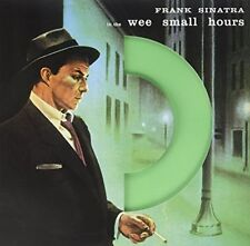 Frank Sinatra in The Wee Small Hours 180gm Green Vinyl LP New/