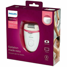 Philips BRE255 Satinelle Corded Epilator Woman Hair Removal Legs Shaver/Trimmer