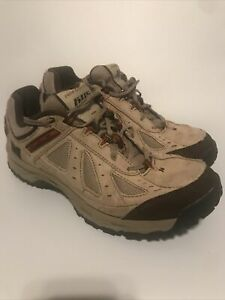 New Balance MW645BR Mens Hiking Trail Walking Shoes Brown Suede Leather Size 11