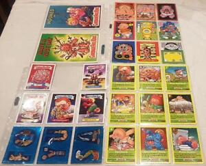 The World Of Garbage Pail Kids  Insert Trading Cards : Choose from a selection