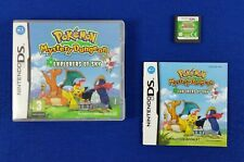 ds POKEMON MYSTERY DUNGEON Explorers Of Sky Game Lite DSi 3DS REGION FREE PAL UK