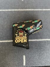 Scotty Cameron Mid Mallet Putter Cover Hula Girl Hawaiian Open