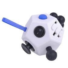 2-se mexesse Spinner Tri Spin Brinquedo Autismo Tdah alívio de tensão Crianças Jogo Divertido