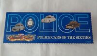 Vintage Diecast Corgi Gift Set D75/1 Police Cars of the 60s Limited edition 1989