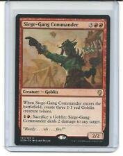 Siege-Gang Commander - Dominaria - Magic the Gathering