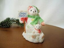 Cherished Teddies Avon Macie Snowbear 2003 NIB