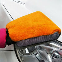 Useful Car Cleaning Towel Household Wash Glove Washing Glove Cleaning Towel LS