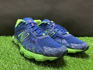 New Balance M890v4 US Men's Size 13 Running Shoes Blue Green (M890BG4)